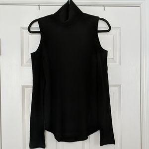 ANTONIO MELANI Cashmere Cold Shoulder Sweater